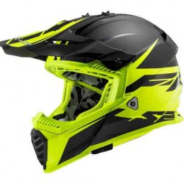 CASCO LS2 MOTOCROSS MX437...