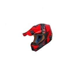 Casco shiro MALCOR MX-306...