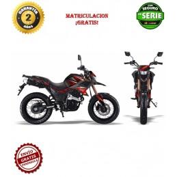 MOTO MALCOR ADVENTURE 125
