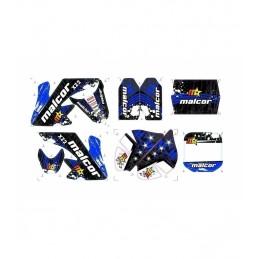 Adhesivos para moto crf50 xz2