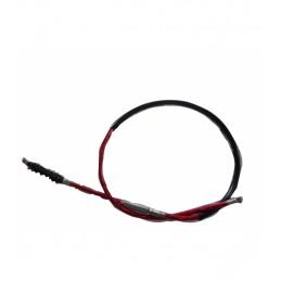 Cable embrague color rojo...