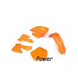 Plasticos para ktm modelo sx50