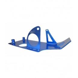 Cubrecarter aluminio azul...