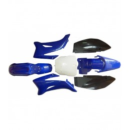 Plasticos ttr color azul o...