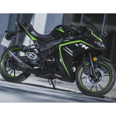 SCOOTER SUPER FURIOUS RR 125